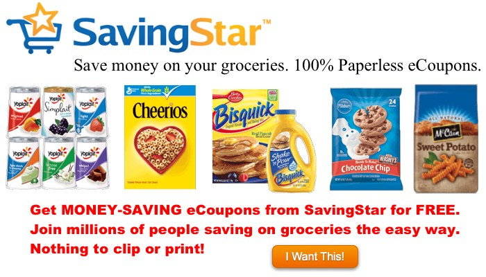Get free grocery coupons in the mail