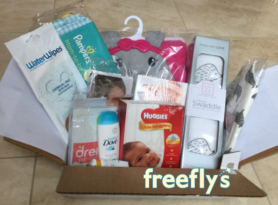 free amazon baby box