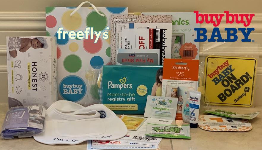 free buybuy baby samples bag