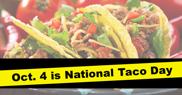 National Taco Day 2018 Freebies Deals