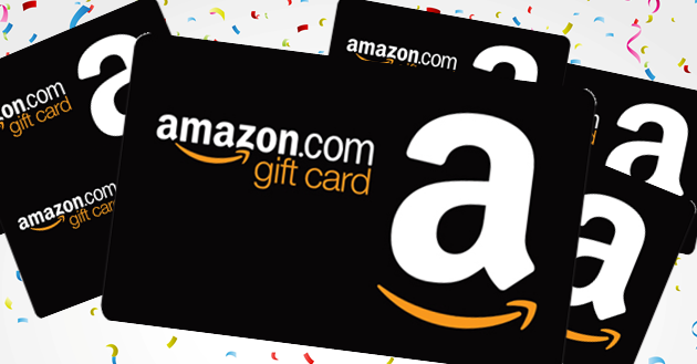 10 Easy Ways To Earn Free Amazon Gift Cards