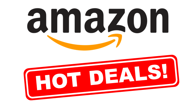 TODAY'S AMAZON DEALS!