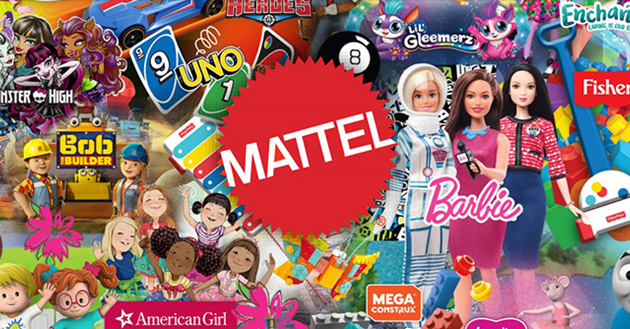 Possible FREE Mattel Toys