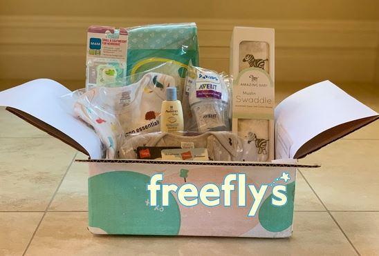 free amazon baby stuff