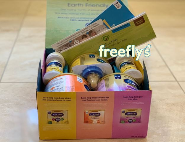 free baby formula