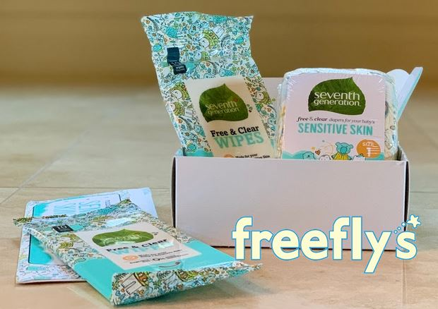 free baby wipes diapers