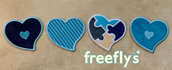 free heart stickers