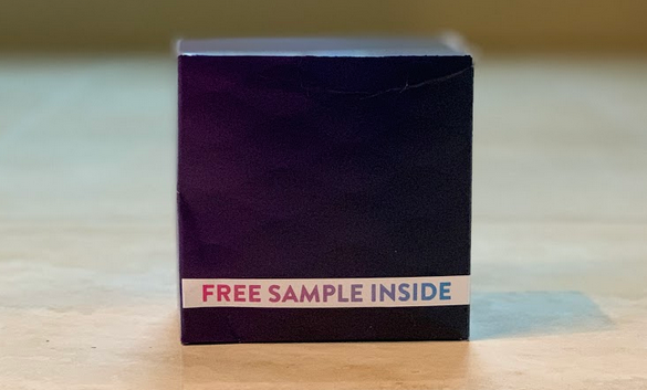 free sample boxes