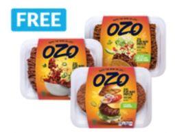 ozzo fetchrewards freebie