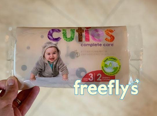 free cuties baby diapers