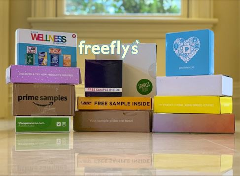 free samples by mail