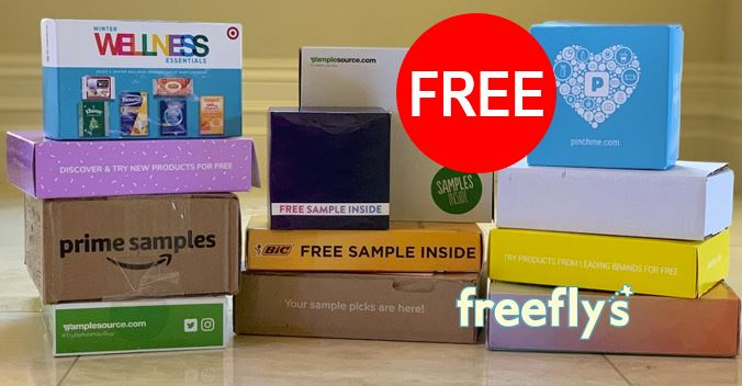 100 Free Samples By Mail