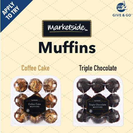 shopperarmy free muffins