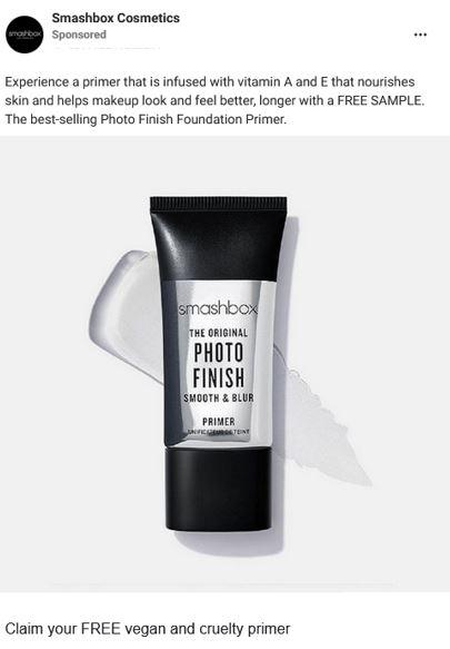 free smashbox primer sample3