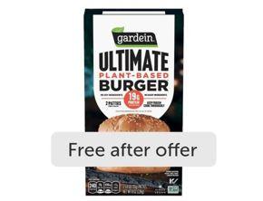 ibotta gardein burger freebie