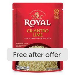 ibotta royal rice freebie