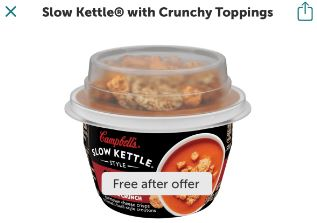 slow kettle with crunchy toppings ibo