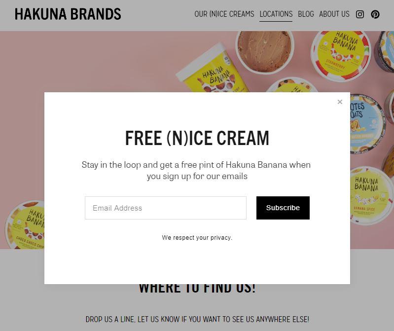 free hakuna banana