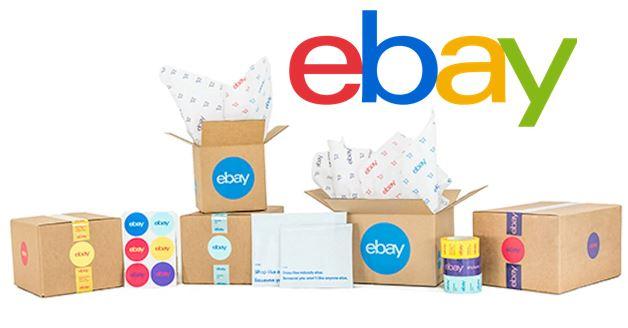 Free Ebay 25th Anniversary Collectible Gift Box
