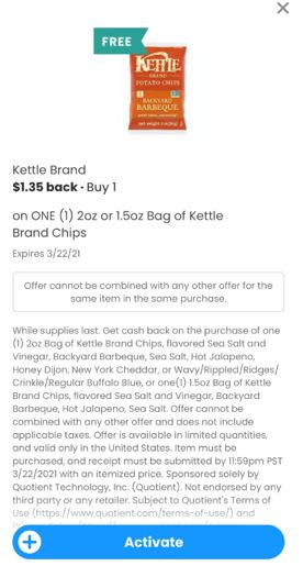 free kettle chips couponscom