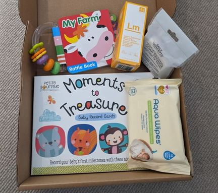 free your baby club box