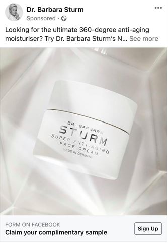 free dr barbara sturm sample