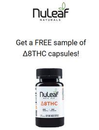 free nuleaf sample