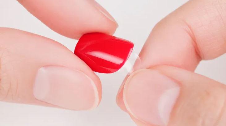 free press on nails poshly
