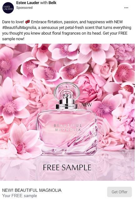 free magnolia sample