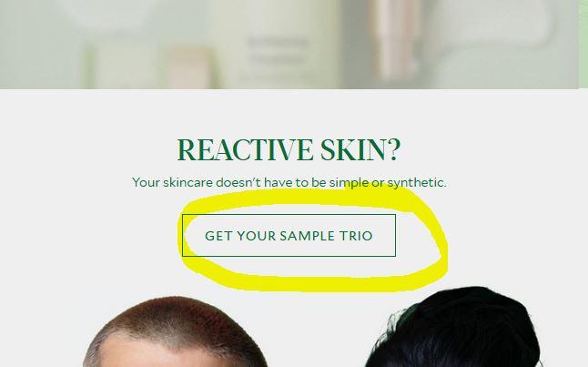 tata harper free samples