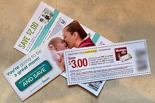 baby diapers wipes coupons