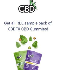 free cbdfx gummies